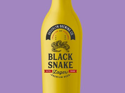 Black Snake Lager